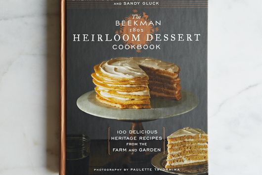 The Beekman 1802 Heirloom Dessert Cookbook, Signed