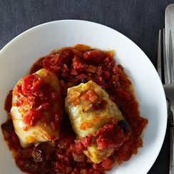 Joan Nathan's Ultimate Stuffed Cabbage