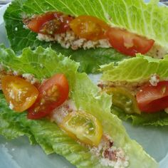 BLT Wrapped Bites with Feta Cheese