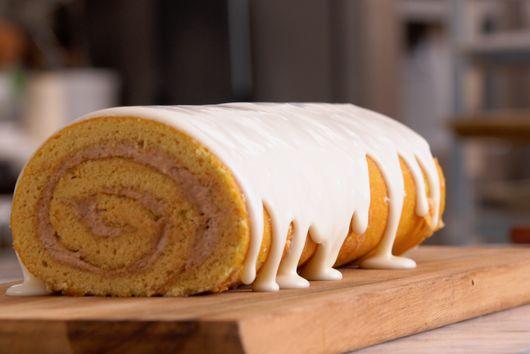 Cinnamon Roll-ade
