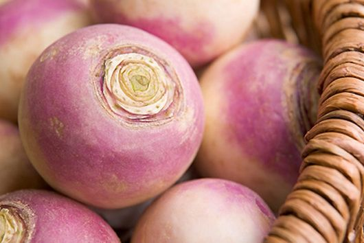 Stuffed Turnips