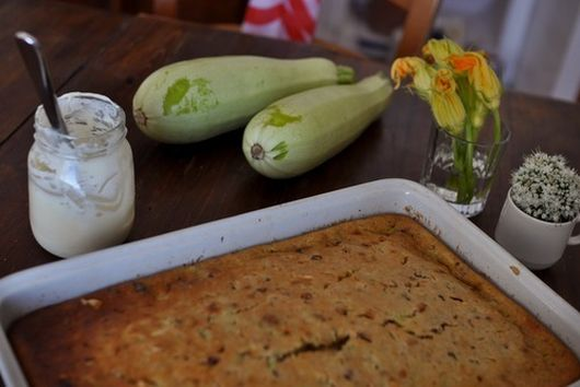 Perfect Zucchini Bread with Honeyed Ricotta