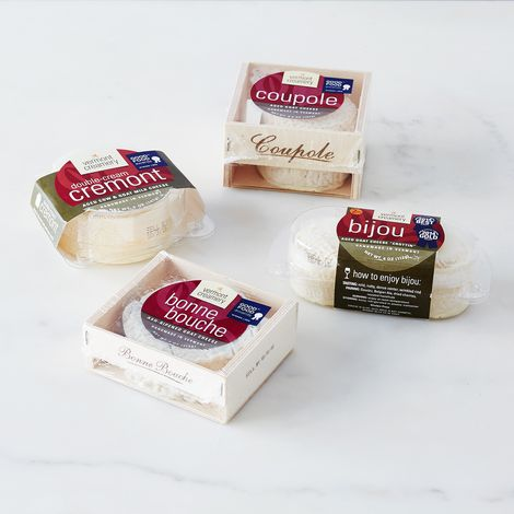 Vermont Creamery Goat Cheese Set