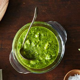 Green Sauce by Bubbi