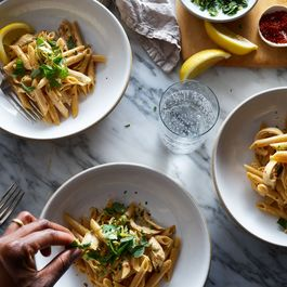 A Creamy, Spicy Pasta Dish to Warm Your Soul