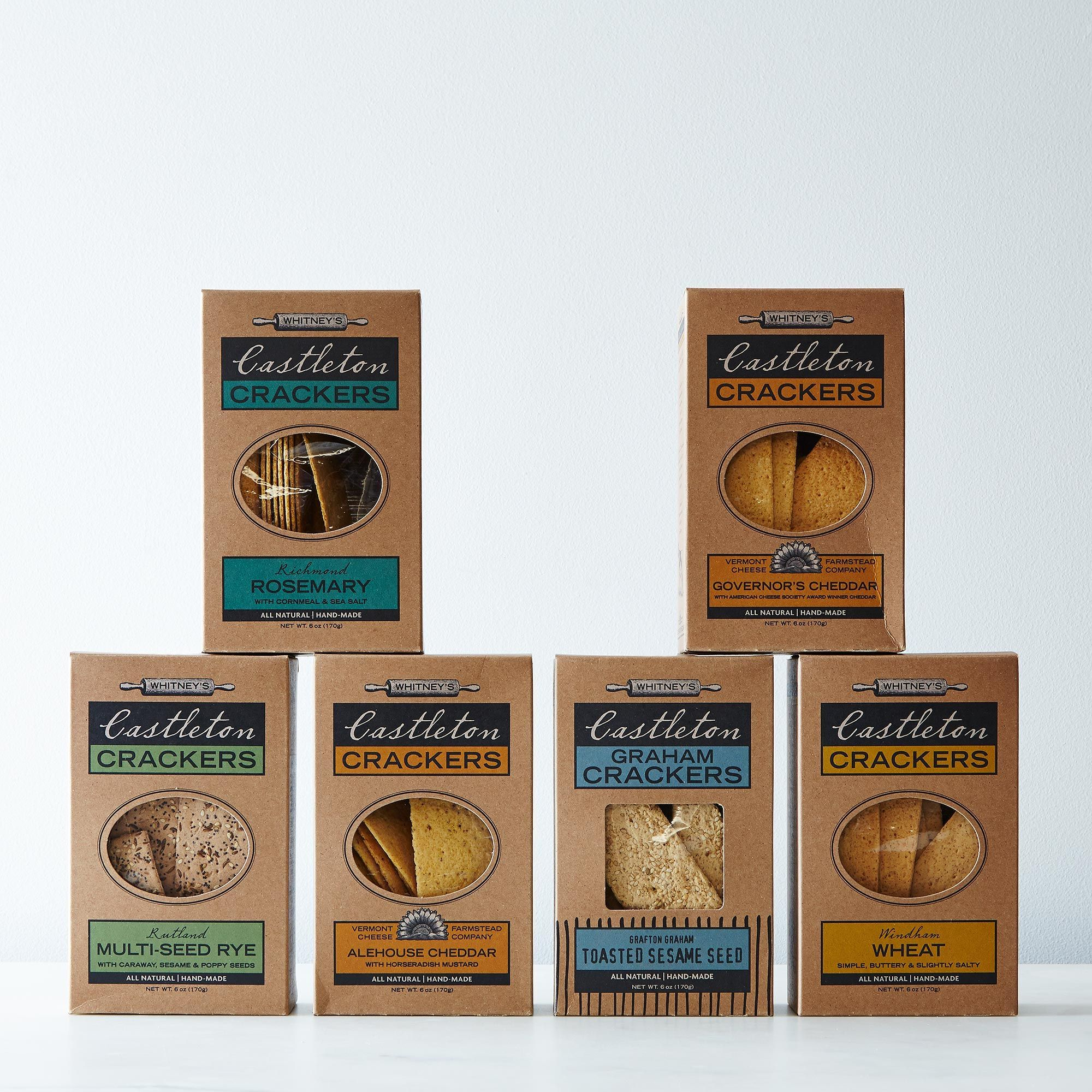 Vermont Artisan Cheese Crackers on Food52