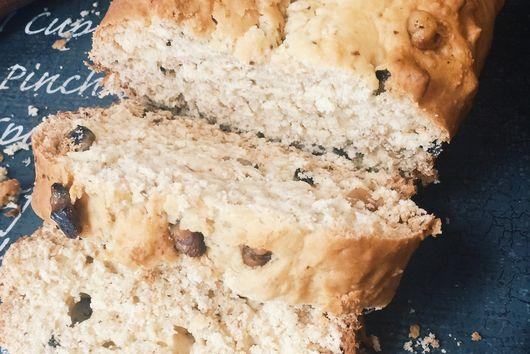 Honey Walnut Breakfast Loaf
