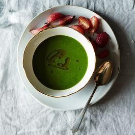 Radish Top Soup: A Reason to Keep the Greens