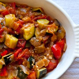 Alice Waters' Ratatouille
