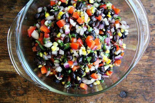 An End-of Summer Bean Salad & 8 Ways It'll Save Dinnertime