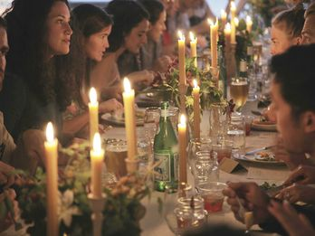 How to Throw a Genius Dinner Party for 30
