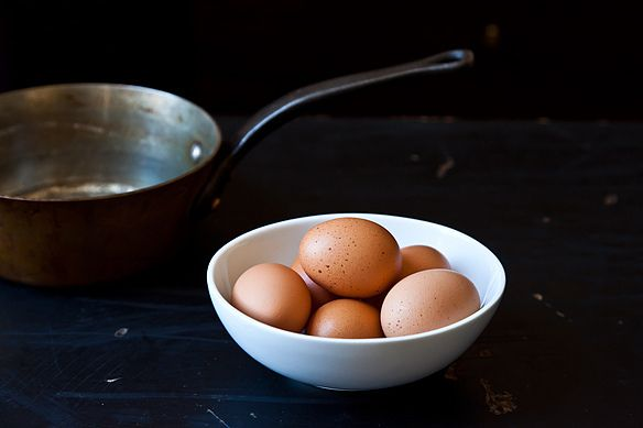 Hard Boiled Eggs on Food52