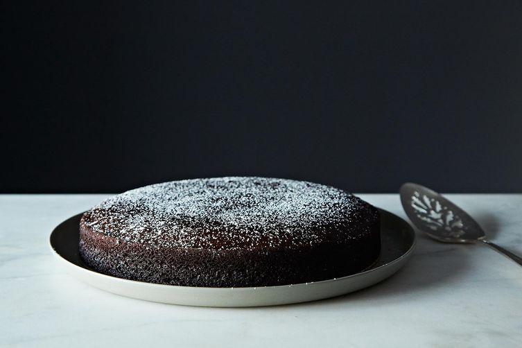 Margaret Fox's Amazon Chocolate Cake