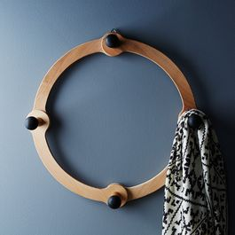 Occordion Coat Rack