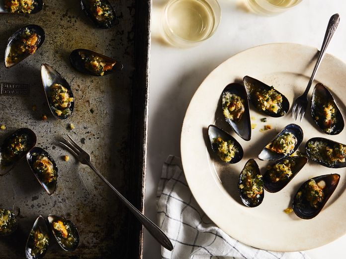 "What the Two Fat Ladies (& Their ""Mussels Casino"") Taught Me About Food"