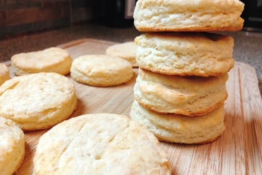 Simple Buttermilk Biscuits