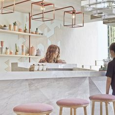 11 Design-Forward Ice Cream Shops We Adore