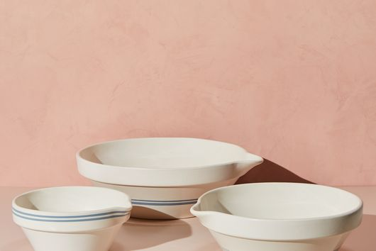 Five Two Stoneware Mixing Bowls