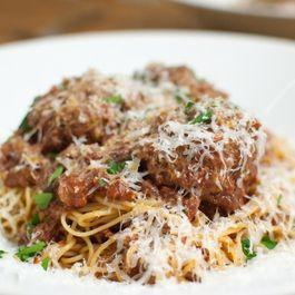 meatloaf-meatballs by Bill Bailey
