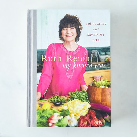 My Kitchen Year by Ruth Reichl, Signed Copy