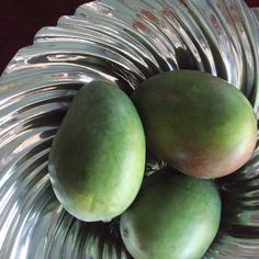 """Sour, Sweet, Hot and Salty:  """"Amba"""" Mango Condiment"""