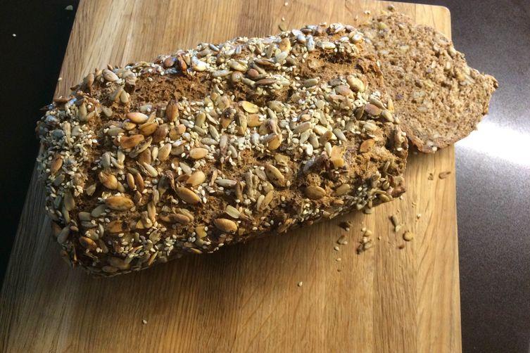 Spelt & Whole Wheat Bread