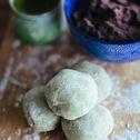 Mochi, Doughnuts, & Pastries