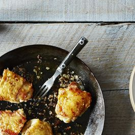 The Genius Way to Cook Chicken Thighs (That Are Better than Fried)