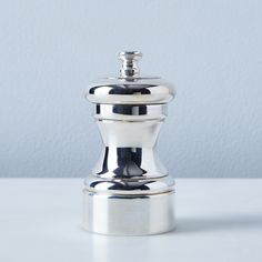 Peugeot Silver-Plated Pepper & Salt Mills