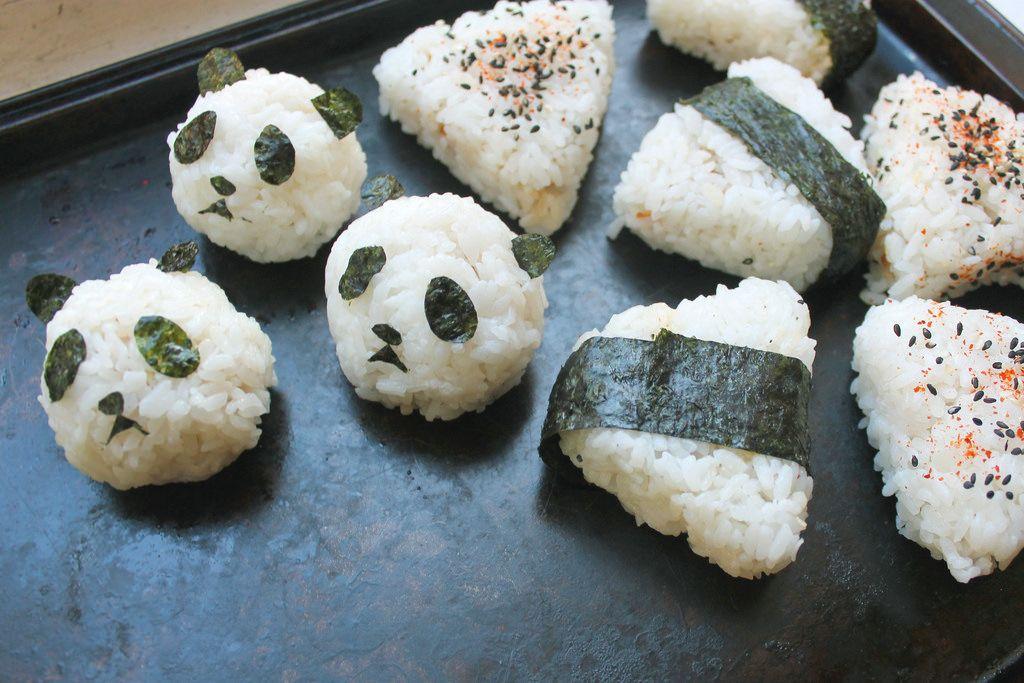 How To Make Sushi Cake Balls