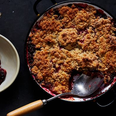 If You Only Bake One More Summer Dessert, Let It Be This