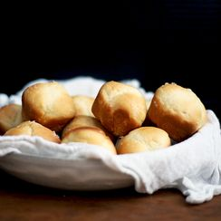 Freeze-Ahead Dinner Rolls