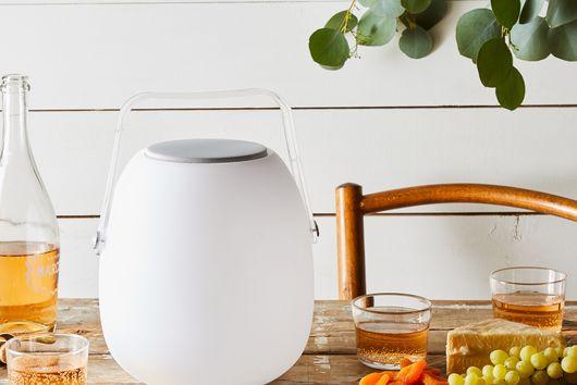 Wireless Lantern with Speaker