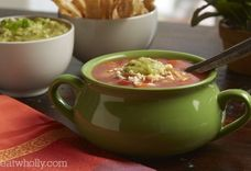 Salsa Chicken Tortilla Soup by Wholly Guacamole