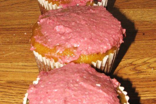 Vanilla Cupcakes-GFCF, Sugar free, GAPS/SCD legal