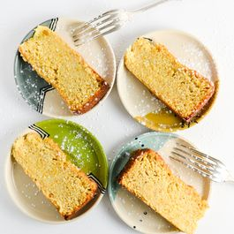 Seriously Orange Cake