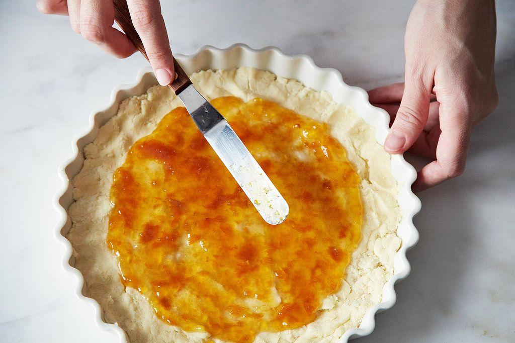 Cindy Mushet's Italian Jam Shortbread Tart (Fregolotta) on Food52.