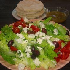 Greek Romaine