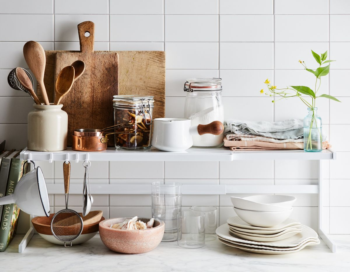 12 Kitchen Counter Decor Ideas - How to Decorate Kitchen Counters