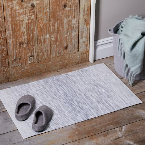 Ombre Woven Floor Mat