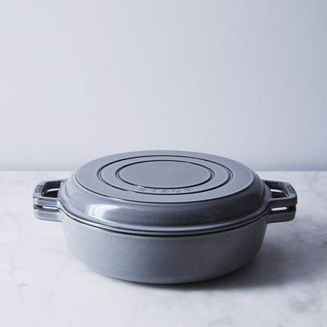 Food52 x Staub 2-in-1 Grill Pan & Cocotte