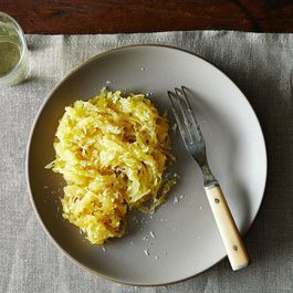 Roasted Spaghetti Squash
