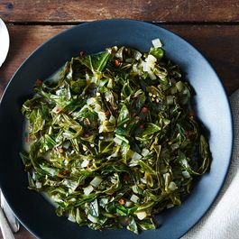 Collard Greens by http://www.cookingthekitchen.com