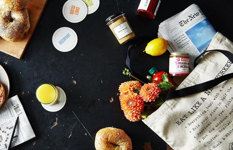A Week of New York-Made Recipes