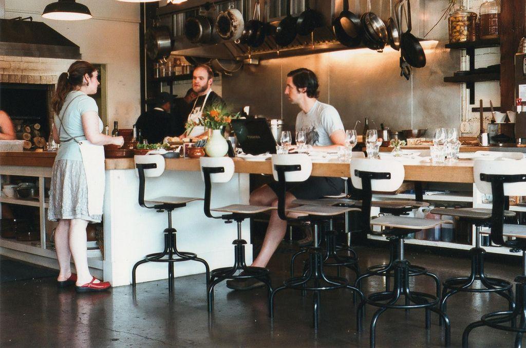 Sitka and Spruce Kitchen, Lucia Sanchez via flickr