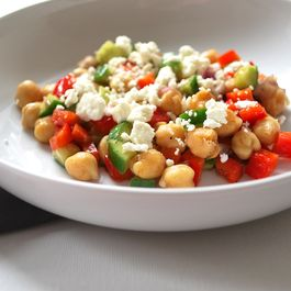 Chickpeas by Cheri Mayell