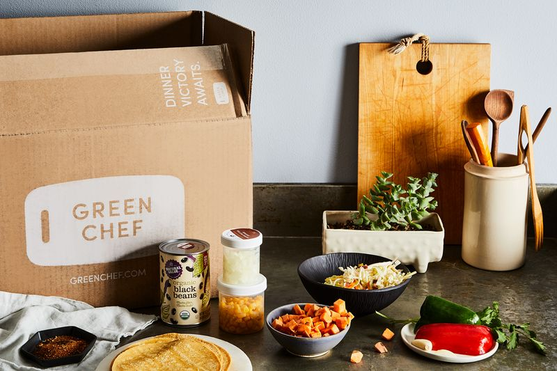 Special-diet meal-kit services like Green Chef deliver recipes—and everything you need to execute them—on a weekly, bi-weekly, or monthly basis.