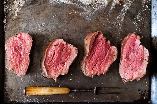 Steven Raichlen's Salt-Crusted Beef Tenderloin Grilled in Cloth (Lomo al Trapo)