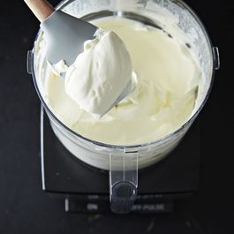 For Thick, Long-Lasting Whipped Cream, Get Out Your Food Processor