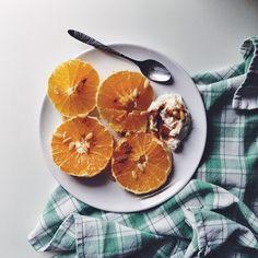 A Posh Orange